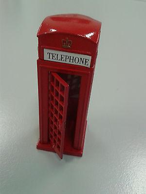 MODELL LONDON ENGLAND TELEFONZELLE - TELEPHONE BOX