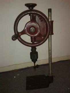1920's drill press Bairnsdale East Gippsland Preview