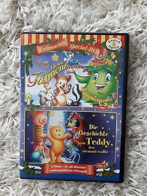 Weihnachtsspecial DVD, 2 Filme  ()