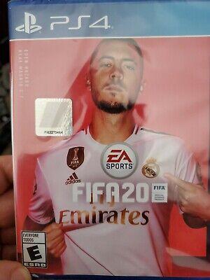 FIFA 20 (Sony PlayStation 4, 2019) sealed Brand new