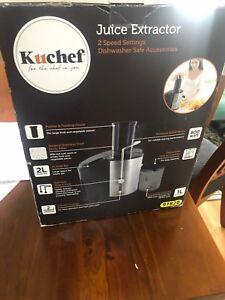 Kuchef juicer brand new
