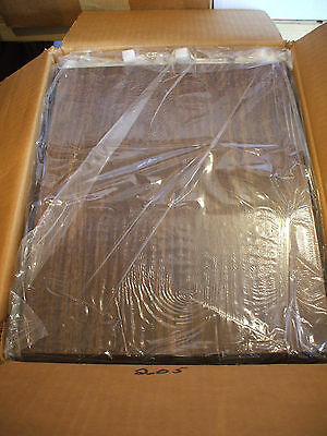Lot Of 12 Trophy Parts Walnut Finish 10 12 X 13 Plaque Boards Wl917