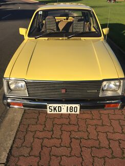 1980 Holden Gemini Hope Valley Tea Tree Gully Area Preview