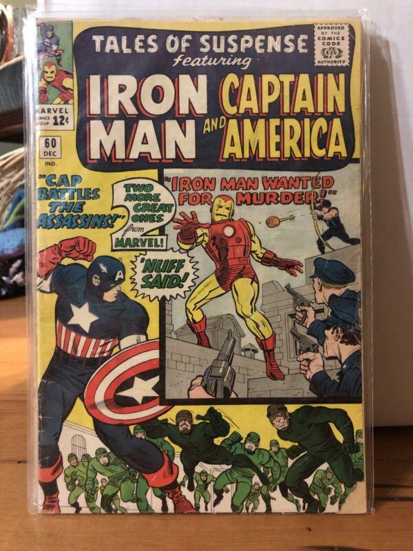 Tales Of Suspense 60 1964 Marvel