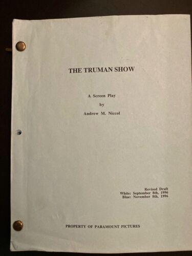The Truman Show script