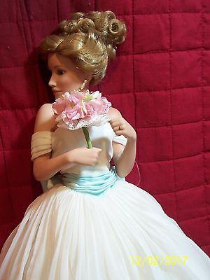 Summer Dream  by Sandra Bilotto porcelain bride doll Ashton Drake Galleries