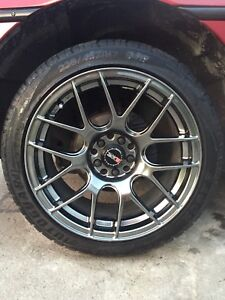 5x100/5x114.3 wheels for sale
