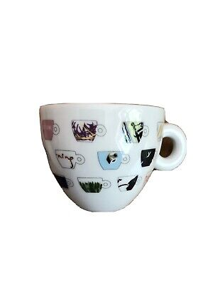 Illy Art Collection Coffee Cup