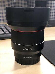 Rokinon 14mm F2.8 AF Lens for Sony FE