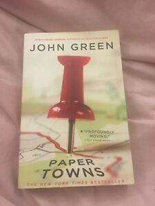 Paper town & the fault in our stars