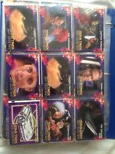 Star Trek Trading Cards - Skybox 1996 Pearce Woden Valley Preview