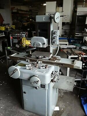 K. O. Lee Co. Surface Grinder S718 6 X 18