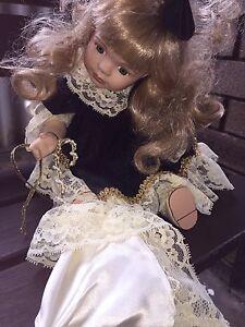 Musical porcelain doll Forrestfield Kalamunda Area Preview