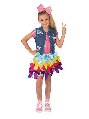 Nickelodeon - Jojo Siwa - Child Bow Dress - Nickelodeon Costume