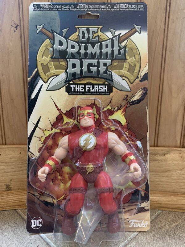 The Flash: DC Primal Age