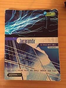 Jacaranda Physics 1, VCE Units 1 & 2 (3rd Edition) Kingston Kingborough Area Preview
