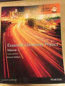 Essential University Physics Brisbane City Brisbane North West Preview