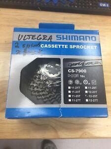 Cassette Ultegra 10 vitesses