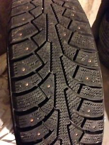 185/65R/15 STUDDED WINTER TIRES