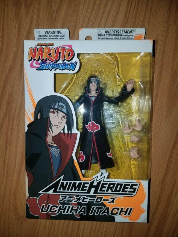"""Naruto Shippuden 6"""" Action Figure(Bandai 2020) Itachi NEW"""
