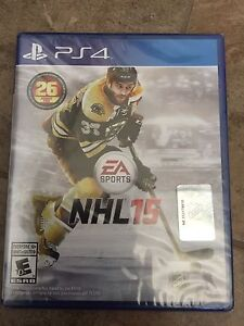 PS4 Game - NHL 15 Brand New Sealed