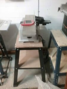 Wood Planer and Jointer