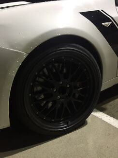 BBS LM REPS STAGGERED 20x9.5-20x10 5x114.3