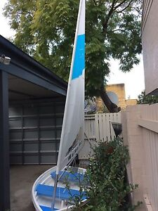 Walker Bay 8 rigid sailing dinghy North Sydney North Sydney Area Preview