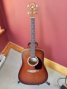 Art & Lutherie with Fishman Prysy 2 Acoustic Electric Guitar