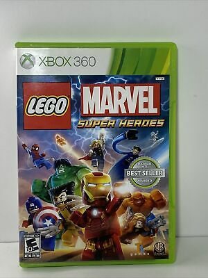 Lego: Marvel Super Heroes, XBOX 360 Complete