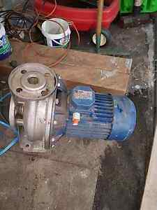 Bore pump 3 phase Woodlands Stirling Area Preview