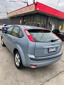 Ford Focus 2008 %% RWC & 9 MONTH REGO %% 81,000 KM & 4 cylinder 2.0 Litre  Ford Focus 12/2008 Dandenong Greater Dandenong Preview