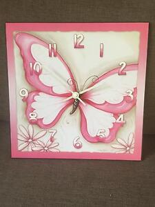 Butterfly Clock Bligh Park Hawkesbury Area Preview