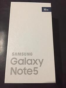 SAMSUNG GALAXY NOTE 5.32gb (brand new) Roselands Canterbury Area Preview