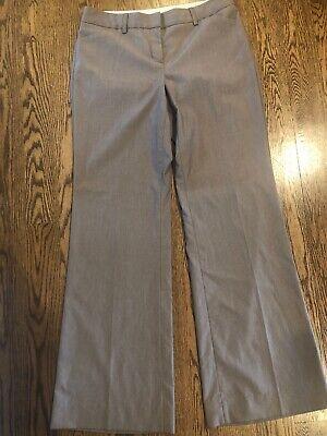 Express Women's Design Studio Editor Flared Pants Size 4P Pants Slacks Trousers