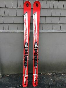 Volcom powder skis