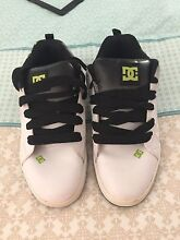"""Men's DC shoes 'basically new"""" Sawtell Coffs Harbour City Preview"""