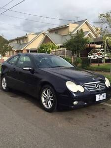 Mercedes-Benz C200 Coupe, URGENT SALE Braybrook Maribyrnong Area Preview