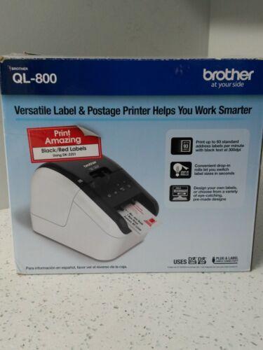 Brother QL-800 High-Speed Professional Label Printer -