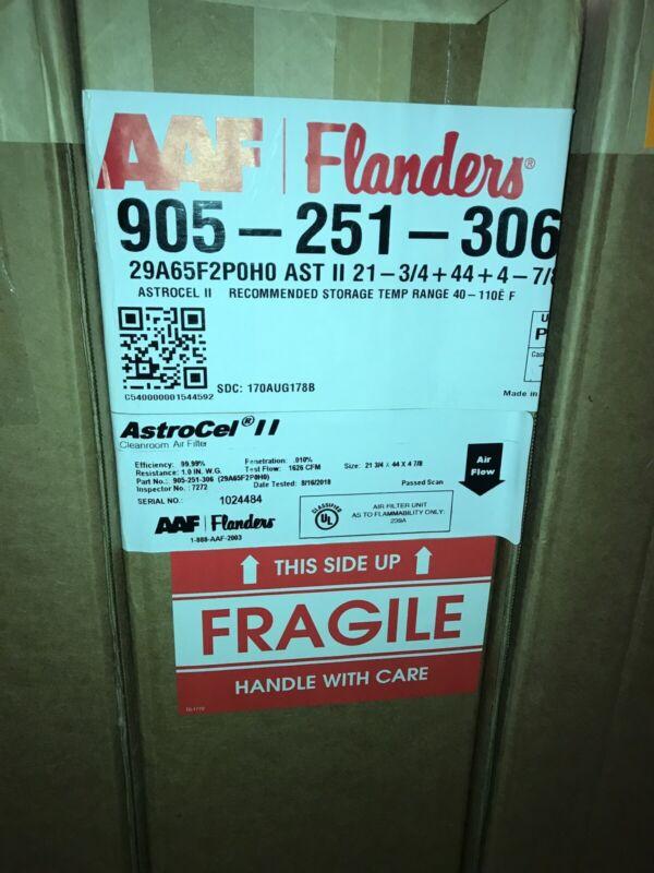 AAF Flanders Astrocel II   905-251-306  HEPA Filter