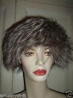 Cappello Hut Hat Colbacco Pelliccia Fur Pelz Volpe Argentata Silver Fox Fuchs 60 - fuchs - ebay.it