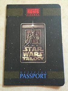 Star Wars Trilogy Hoyts Cinema Official Passport Carindale Brisbane South East Preview
