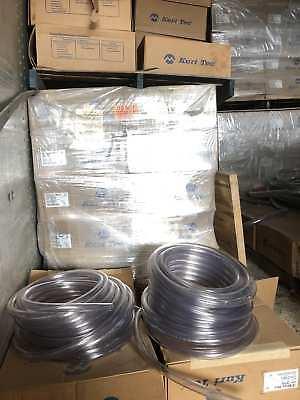 Kuri-tec K010-1216x100 Klearon 73 Clear Pvc Tubinghose 34 Food Grade 100-nib