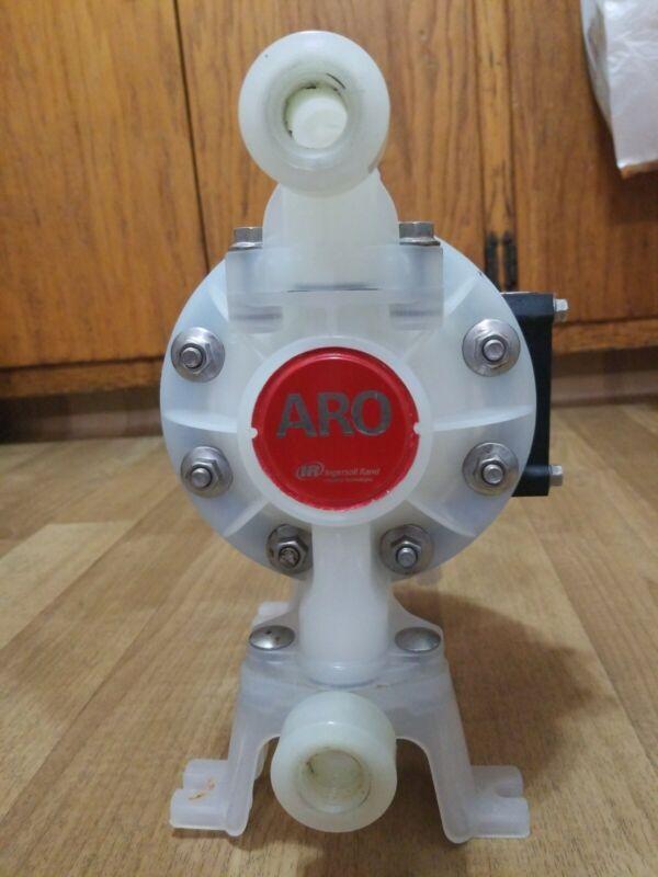 """Aro Ingersoll Rand PD05P-ARS 1/2""""Double Diaphragm Pump Read Description"""