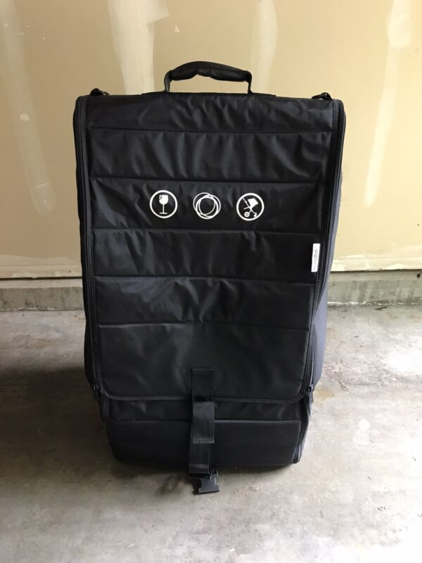Bugaboo Comfort Stroller Wheeled Transport Travel Bag, For All Bugaboo Strollers