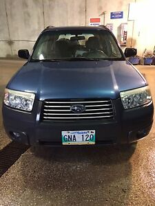 Selling my 2007 Subaru forester