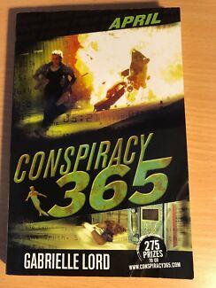 Conspiracy 365 February Ebook