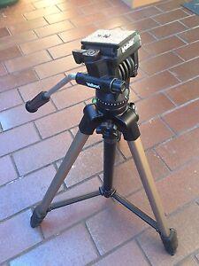 Velbon CX 586 camera tripod Adelaide CBD Adelaide City Preview