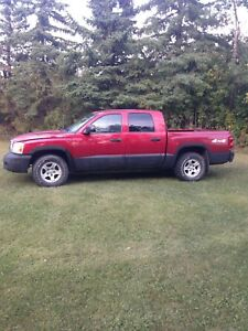 2006 Dodge Dakota 4.7 V8 4x4