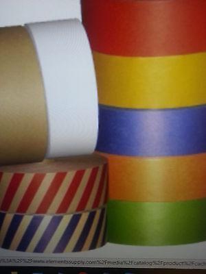Better Pack 333 Plus Gummd Tape Dispensers Use Colored Tape 4 Coding 600 10pk